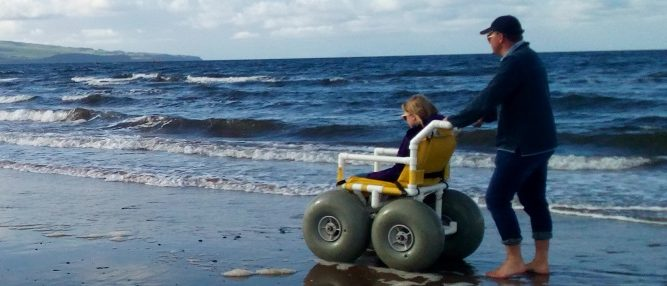 Prestwick Beach Wheels Project