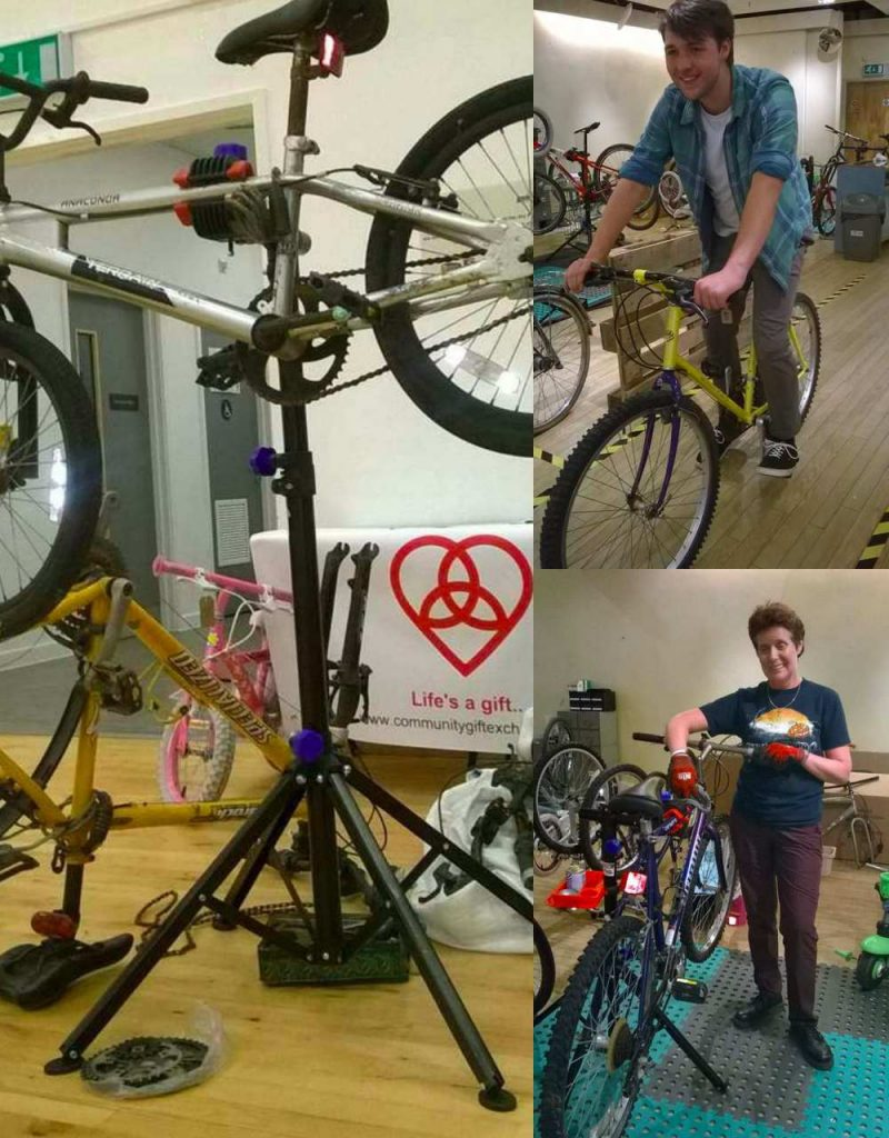 bicycle restore programme