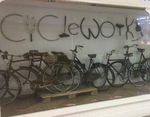CGX bicycle window