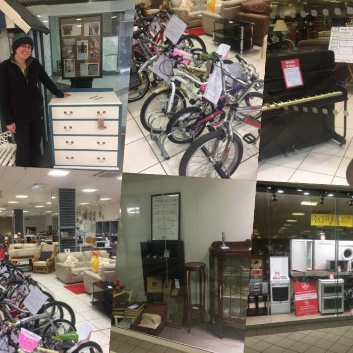 community gift exchange shop