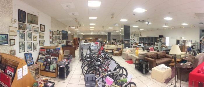 CGX Shop in the Kyle Centre