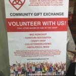 CGX Volunteer with us