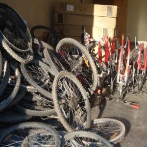 CGX Bike Workshop